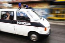 Policija v Sarajevu