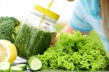 zelenjavni smoothie