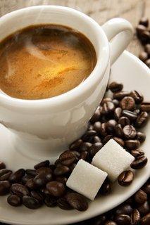 Kava v skodelici
