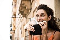 Debelina denarnice