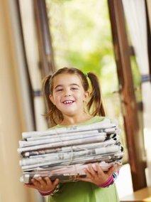 Recikliranje papirja