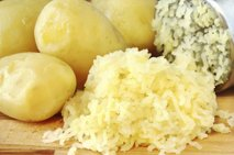 Pretlačen krompir