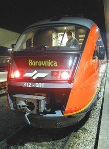 vlak slovenskih železnic