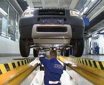 Tehnični pregled vozil