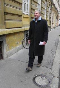 Aleš Primc, vodja Civilne iniciative za družino in pravice otrok - 2