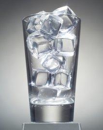 Kozarec z ledom