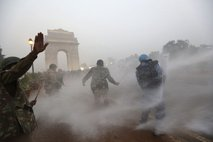 Protesti v Indiji - 12