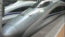 Najdaljša hitra železnica na Kitajskem