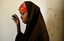 somalska deklica