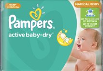 Pampers plenice