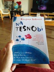 Damjana Bakarič - Na tesnobi (knjiga)