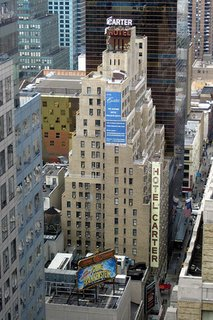 Hotel Carter Manhattan,brNew York