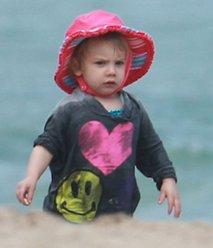 Pink na plaži - 2