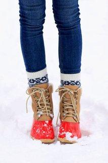 Pripravljena sem na sneg!