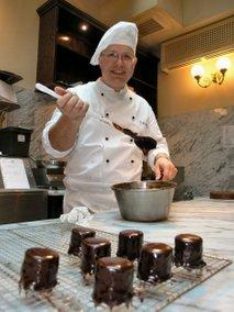 Hotel Sacher in sacher torta