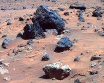 Kamni z Marsa so padli v Afriko - 1