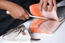 Filiranje orkoglih rib