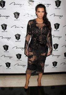 Kim Kardashian in Kanye West - 6