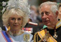 Camilla in princ Charles