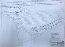 predlog lokacije avtobusne postaje na železniški postaji