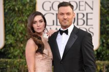 Megan Fox in Brian Austin Green