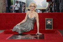 Gillian Anderson, zvezda na Pločniku slavnih - 7
