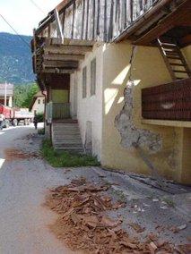 Potres v Posočju