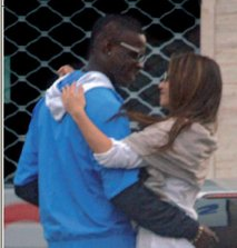 Barbara Guerra in Mario Balotelli
