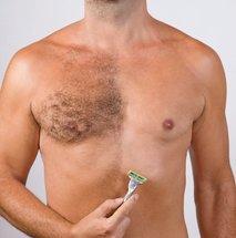 Moška depilacija - 2
