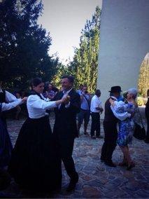 Ples Pahorja in Kosorjeve