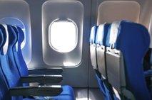 Letalski sedeži