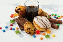 Sladka hrana in pijača