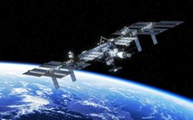 ISS - mednarodna vesoljska postaja