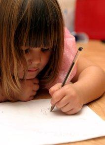 Pisanje z levo roko