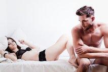 Težave spolnost