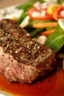 Poprov biftek