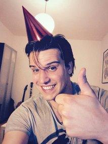 Tim Kores proslavil rojstni dan