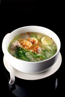 Začinjena tajska juha