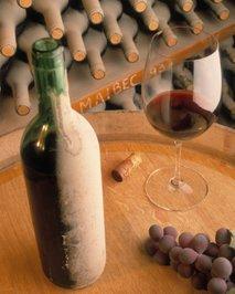 Steklenica starega vina