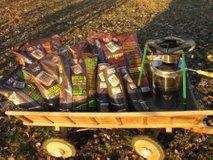 Kompost z bioogljem, Biooglje in kuhalnik