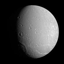 Kisik v Dionini atmosferi - 1