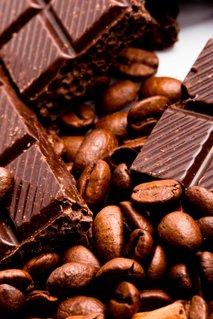 Kava in čokolada