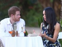 Princ Harry in Meghan Markle - 1