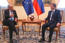 Obisk predsednika Evropske komisije Junckerja