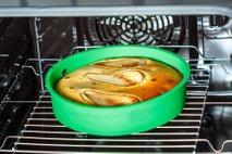 Peka kolača v pečici