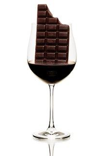 Vino in čokolada