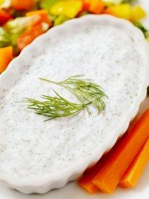 Smetanova polivka za solate