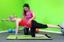 Pilates za nosečnice - 11