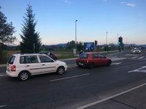 Lov za oboroženim roparjem v Kamniku