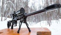 Long-range Sniper Rifle DXL-3